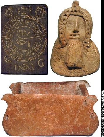 2015 : Michigan Relics Subject of TV Documentary
