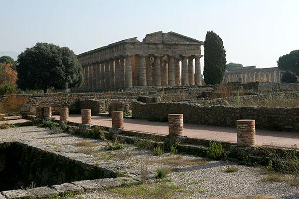 Rediscovering Paestum
