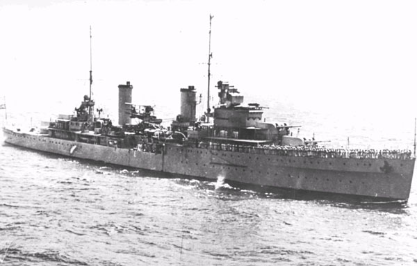 In late 1941, the HMAS Sydney (II) was sunk off the coast of Western Australia by the HMS Kormoran, a disguised German raider.