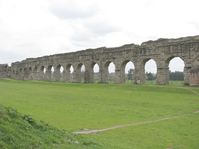 how a roman aqueduct works - archaeology magazine archive