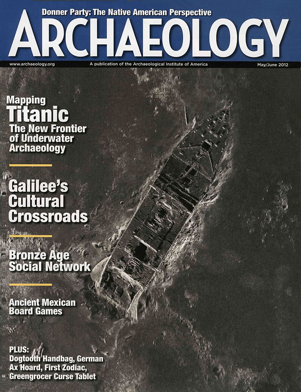 Archaeology Table Of Contents Mayjune 2012 Archaeology Magazine