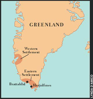 a review of the norse colonization of greenland In later norse greenland factors in colonization  norse north atlantic annual review of  viking settlements in iceland and greenland.